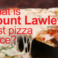 Is this Mount Lawley's best Pizza